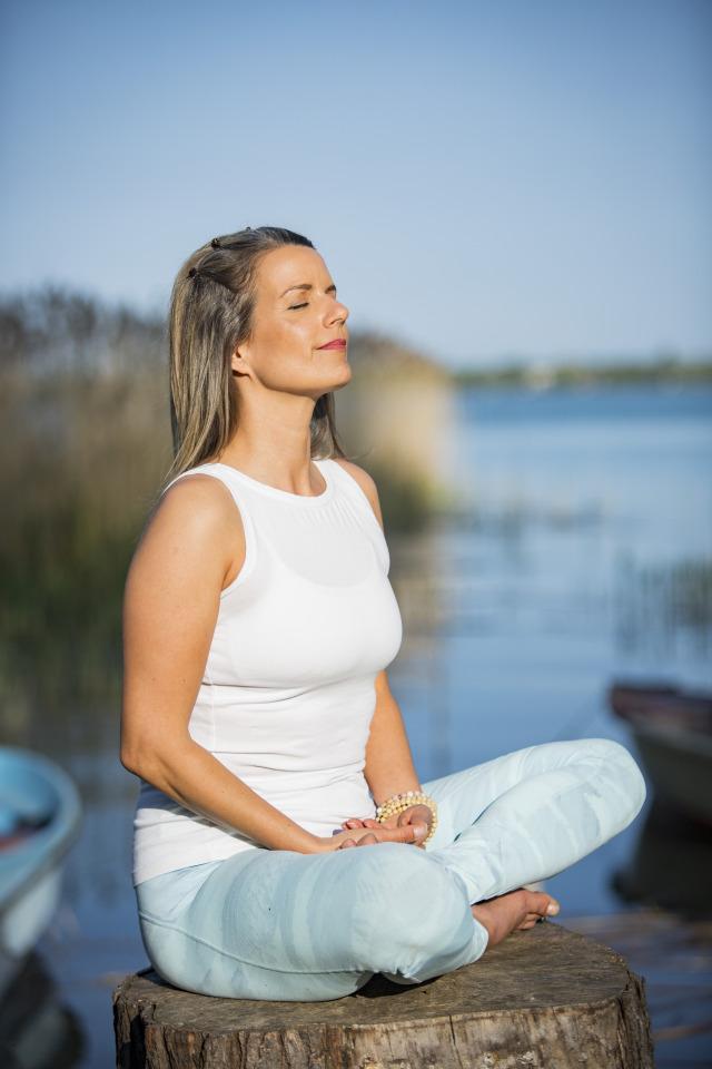 Örömünnep 2018 - Nagy Anikó: ZENergy Yoga flow