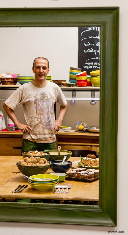 Örömünnep 2018 - Révász Péter: Természettudatos táplálkozás