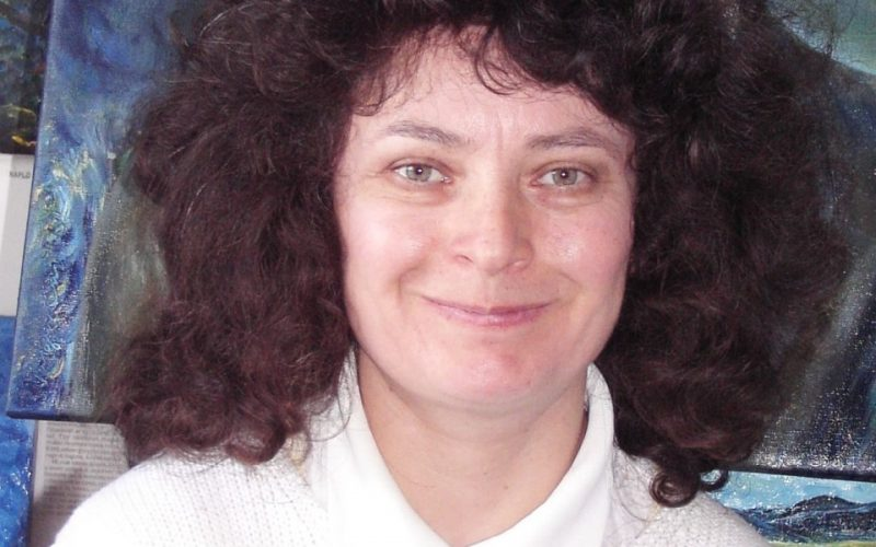 Varga Erzsébet festőművész kiállítás megnyitója
