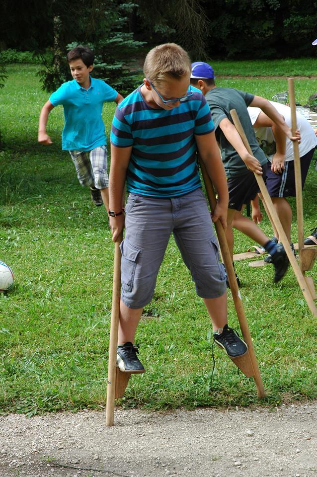 Örömünnep 2018 - Csalán Egyesület: Zöld játszóház