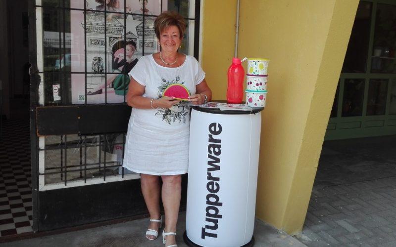 Szauer Tünde: Tupperware termékek árusítása