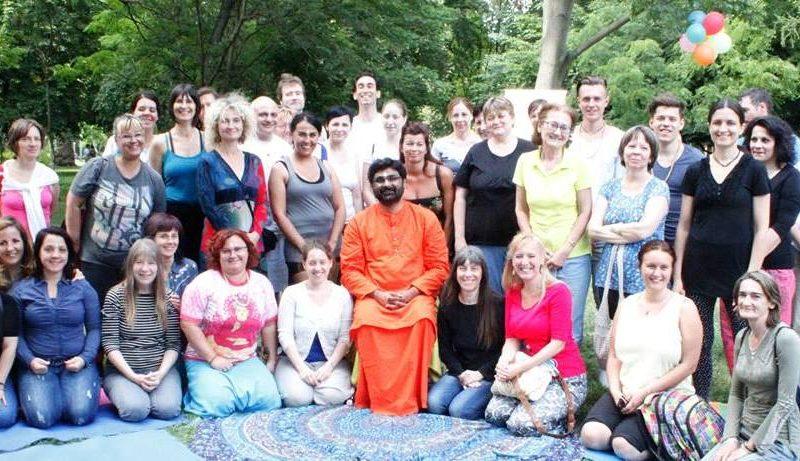 Maharishi Bhramananda Yogi: Nirvána program – DNS újraprogramozása