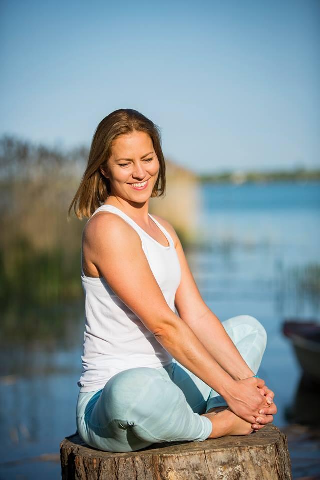 Örömünnep 2018 - Polyák Georgina: ZENergy Yoga flow