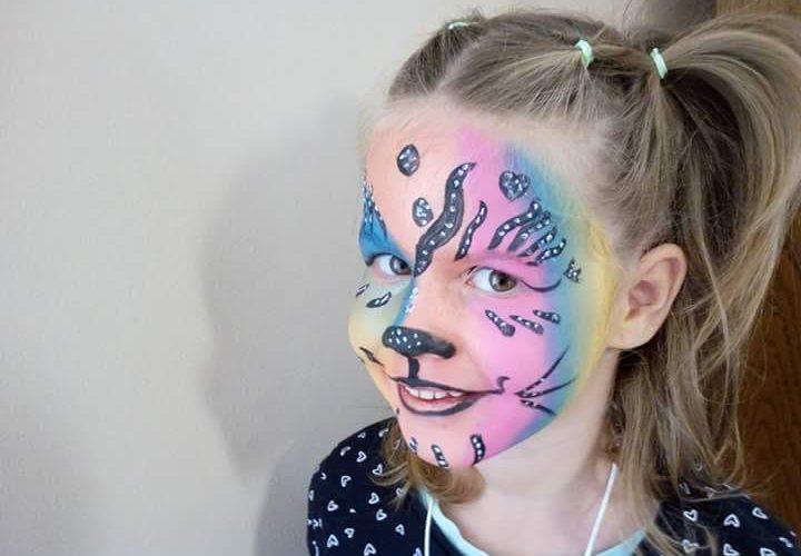 Encz Erika: Gyerek arcfestés