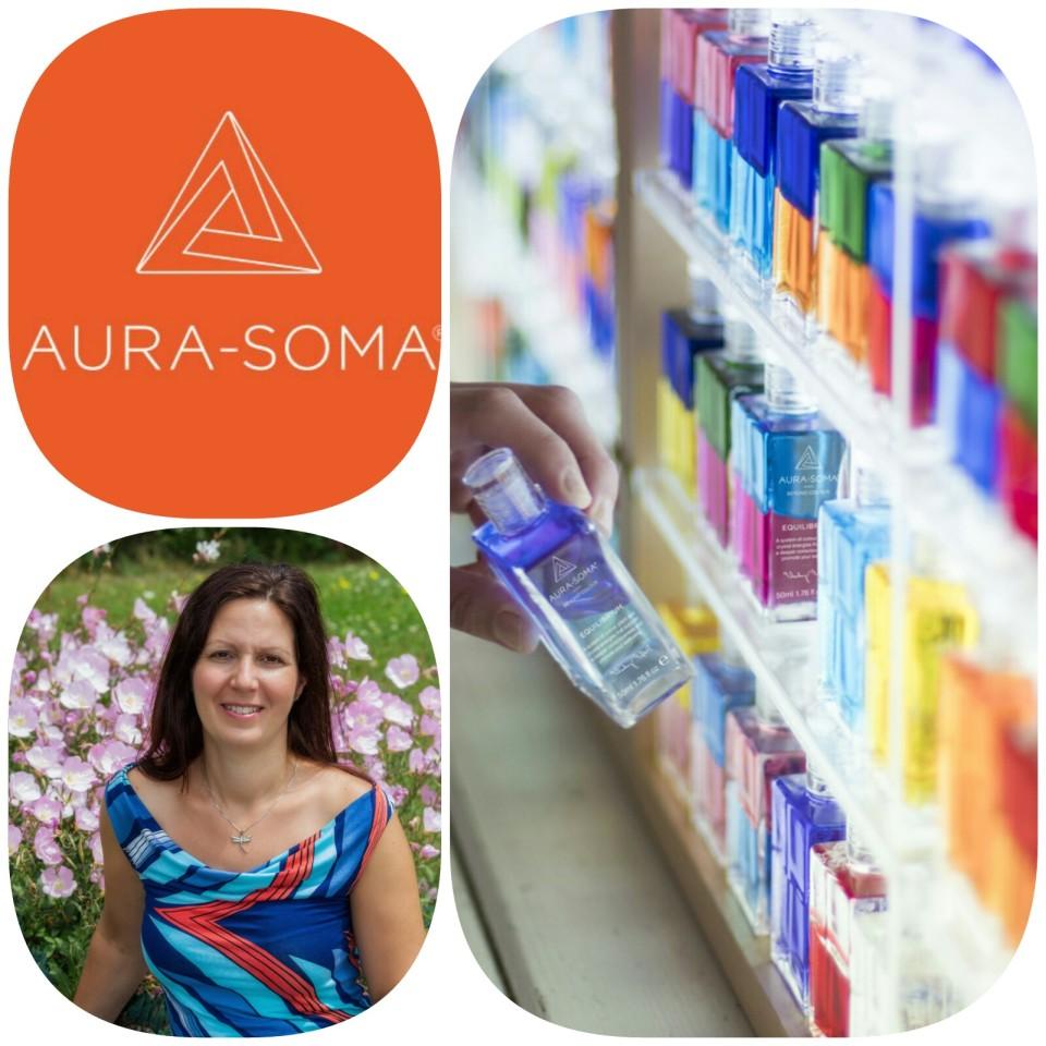 Örömünnep 2018 - Bihari Eszter: Aura-Soma és Colorgenetics konzultáció