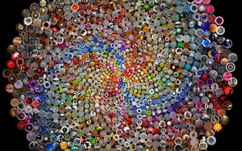 Gombrich Mester Művészeti Tanodája: Közösségi Mandala Festés