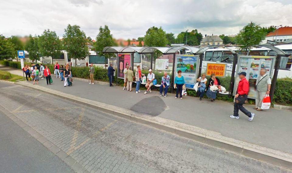 Örömünnep 2018 - Veszprém Autóbusz állomás - Helyi járat buszmegálló