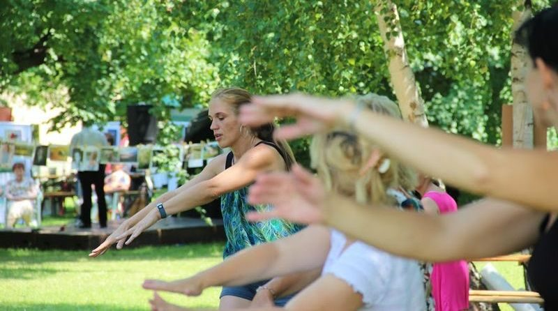 Bernáth Anett: Mozgásmeditáció