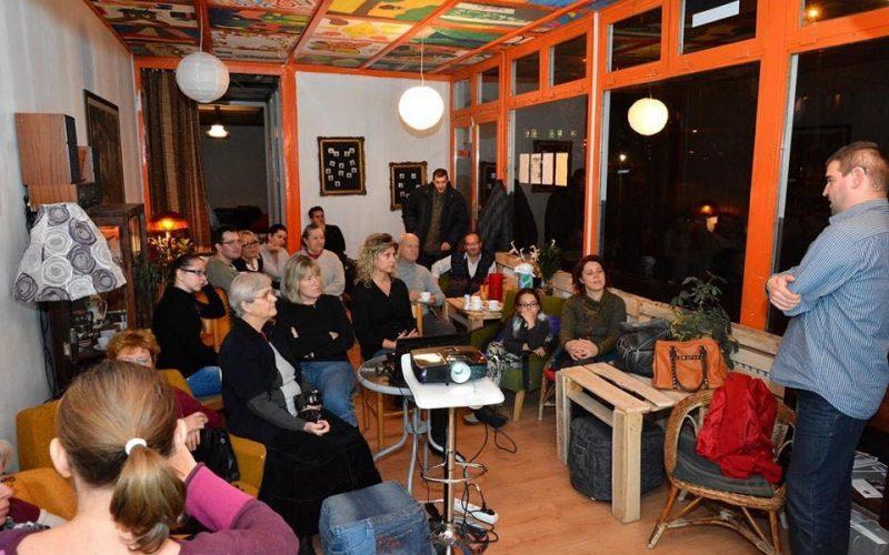 Dialóg Egyesület, Avasi Közösségi Kávézó: Közösségfejlesztés